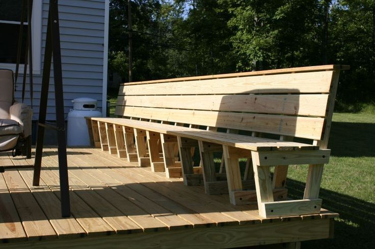 Make A Comfortable Deck For Decorating Your Home