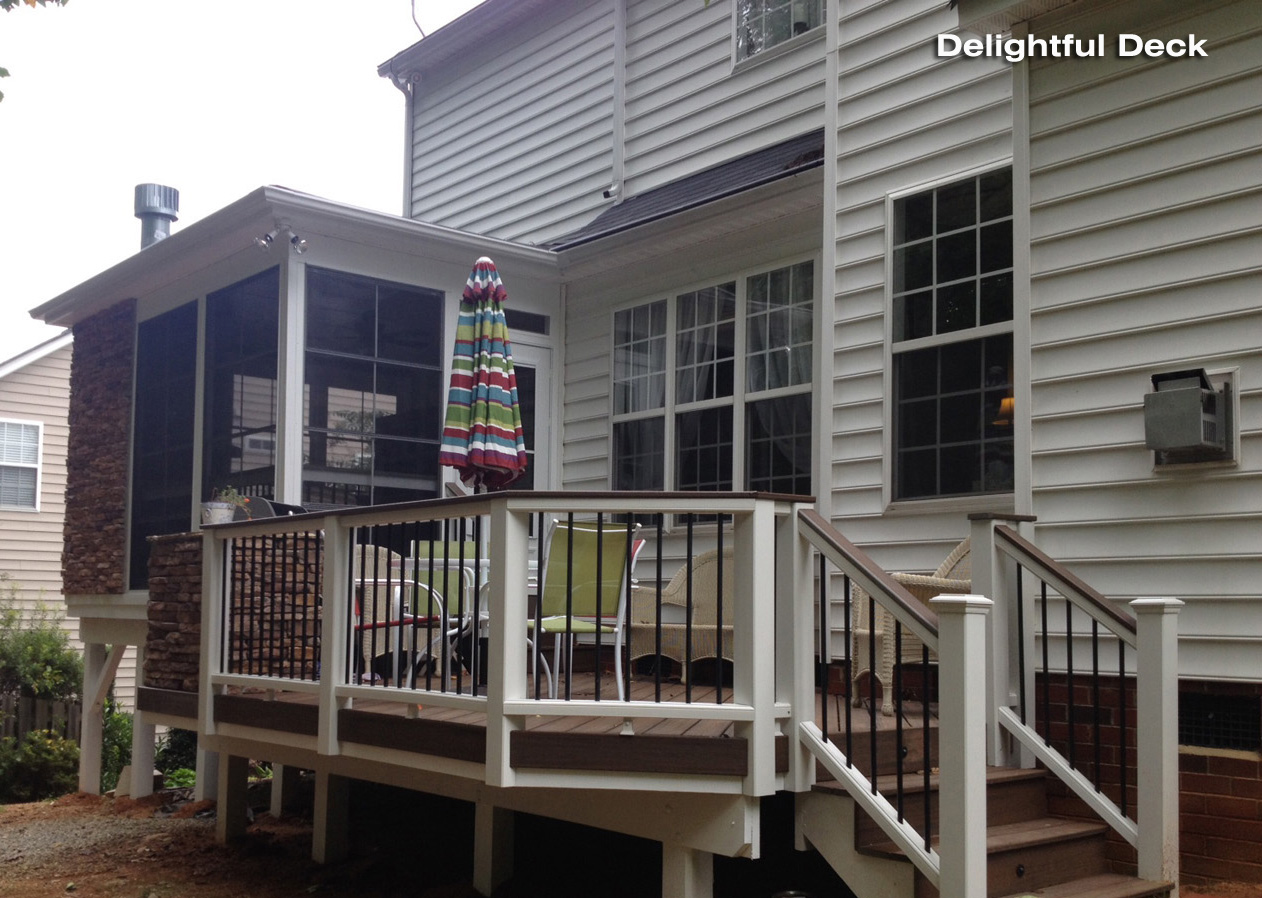 Designing A Delightful Deck