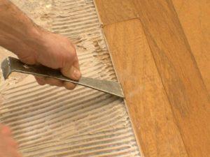 Installing Hardwood Flooring Over a Concrete Subfloor?