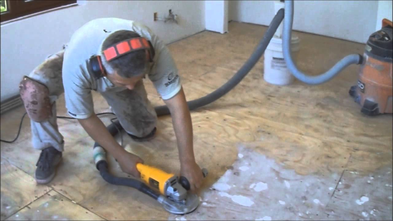 Preparing for Hardwood Installation