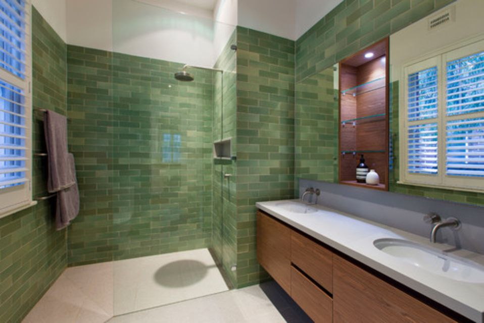The Best Tile Option for Bathroom Use