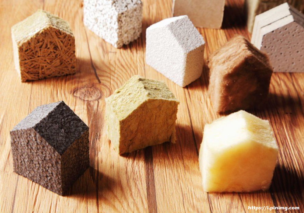 Eco Friendly Insulation Materials