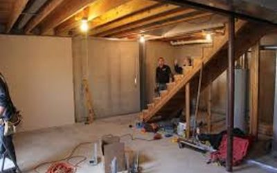 Basement Finishing - The Professional Touch