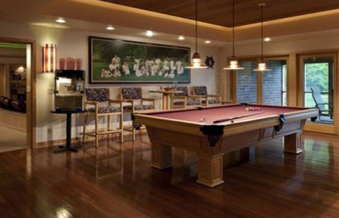 Selecting a Billiard Room Theme
