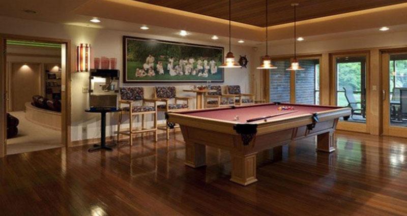 Selecting a Billiard Room Theme