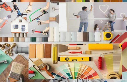 Home Improvements - Producing Up Your Thoughts to Start Your Project