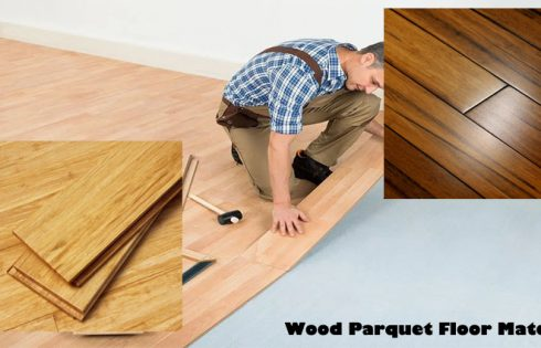 Wood Parquet Floor Material With 5 Advantages