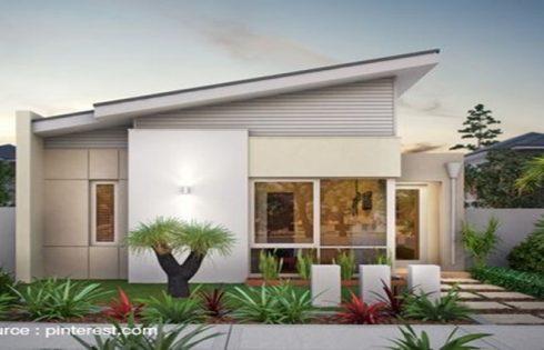 Modern Minimalist House Roof